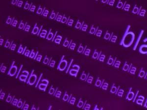bla-bla