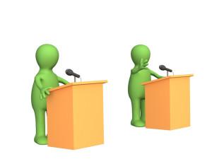 debates politicos - importancia - propuestas
