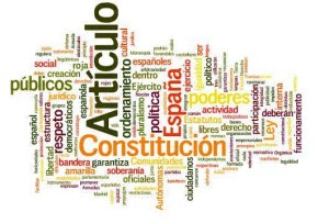 Wordle Constitución